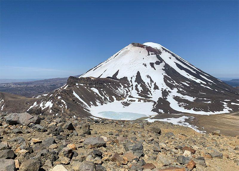 Tongariro Alpine Crossing: ¡cuidado con los cambios de tiempo!