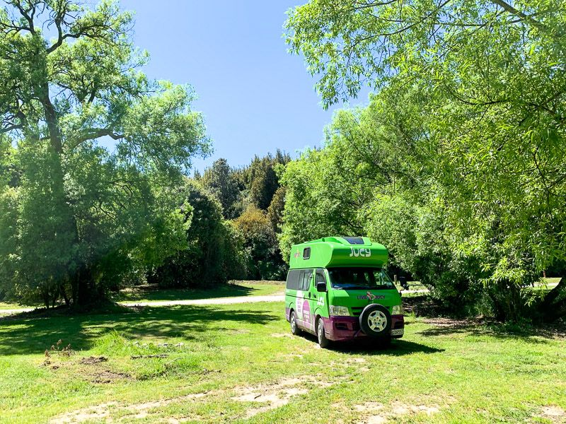 Etapa 16 por NZ camino del Tongariro: Vinegar Hill