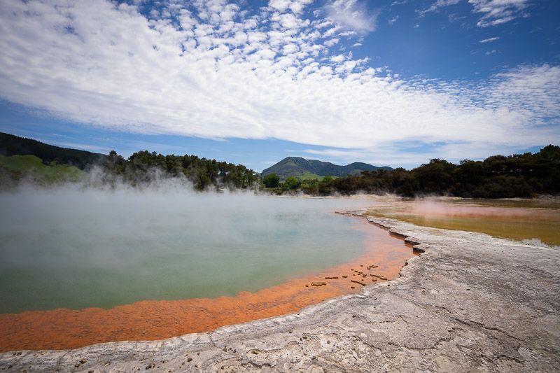 Visitar Wai-O-Tapu: Champagne Pool - Qué hacer en Rotorua