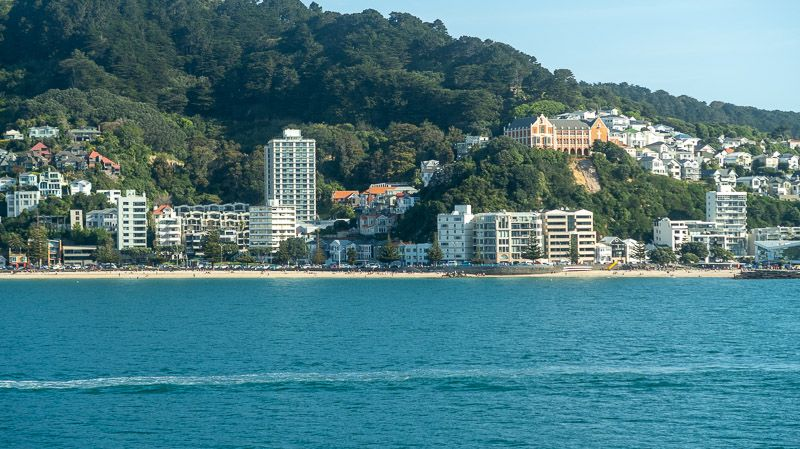 Qué ver en Wellington: Oriental Bay
