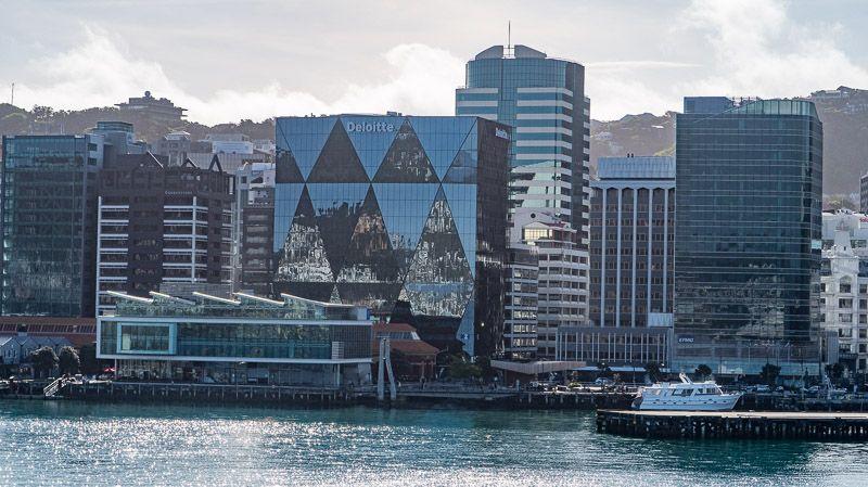 Qué ver en Wellington: Wellington Waterfront