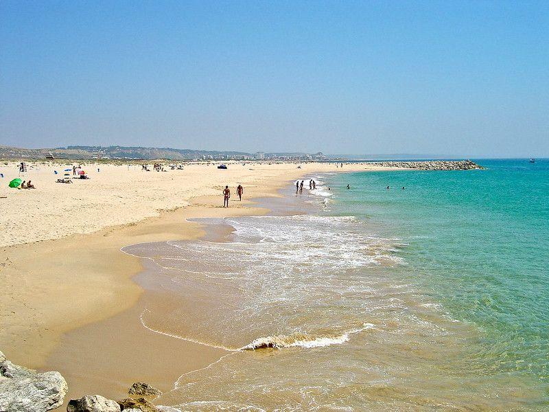 Guía de Portugal: Costa de Caparica