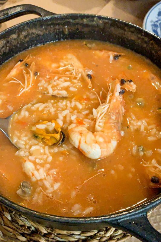 Dónde comer en Oporto: Taberna dos Mercadores