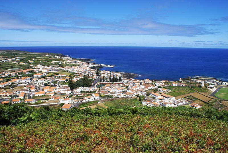 Qué ver en Portugal: Graciosa