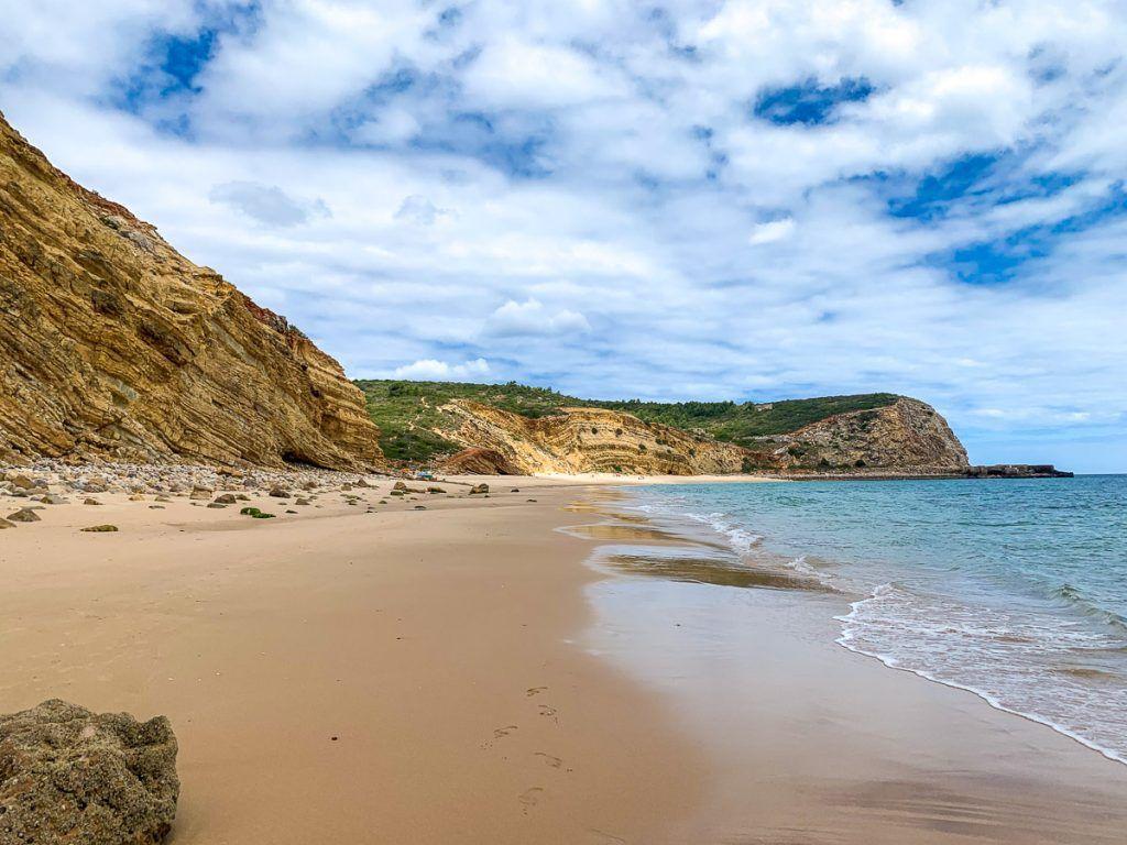 Las mejores playas del Algarve: Praia das Cabanas Velhas