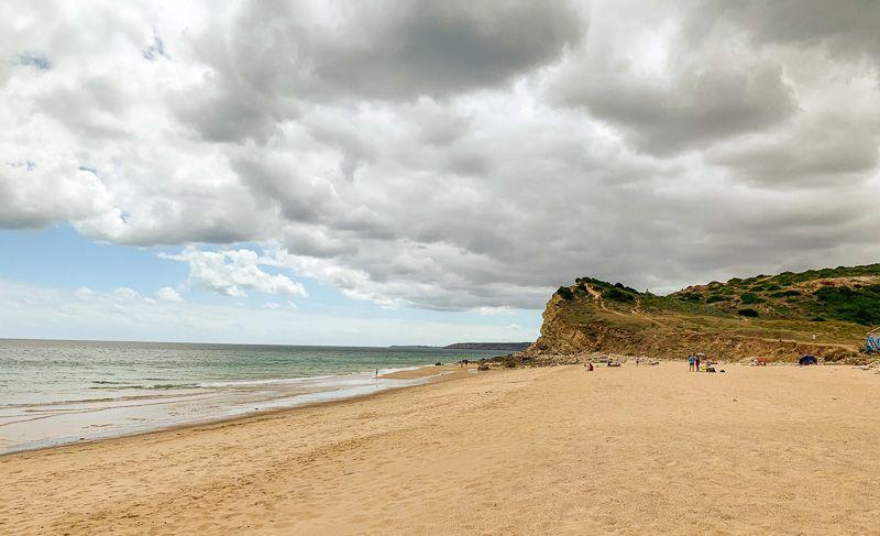 Las mejores playas del Algarve: Praia Boca do Rio