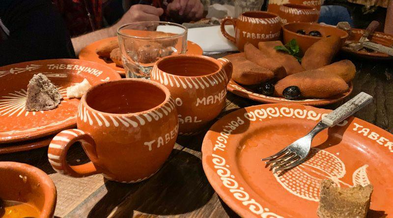 Dónde comer en Oporto: Taberninha do Manel