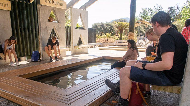 Qué hacer en Rotorua: Kuirau Park