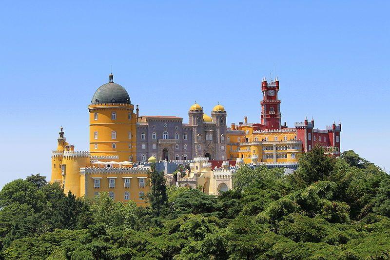 Guía de Portugal: Sintra