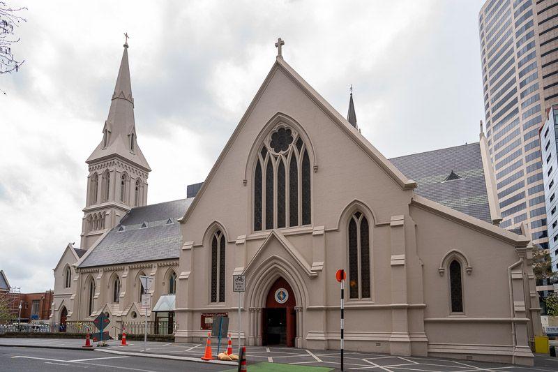 Qué hacer en Auckland: acercarse a la catedral de Saint Patrick