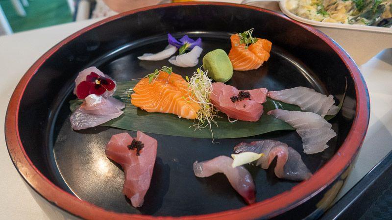 Qué hacer en Auckland: comer algo en el Auckland Fish Market