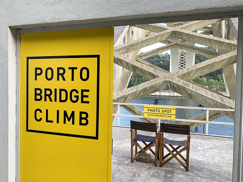 Porto Bridge Climb: una de las actividades más divertidas para hacer en Oporto