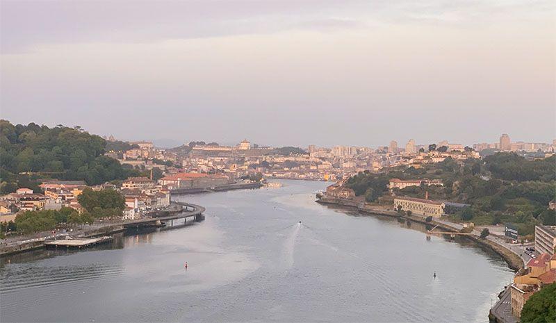 Porto Bridge Climb: vistas desde arriba