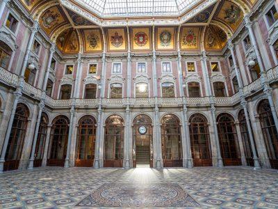 Visitar el Palacio de la Bolsa en Oporto: horarios, precios e info útil