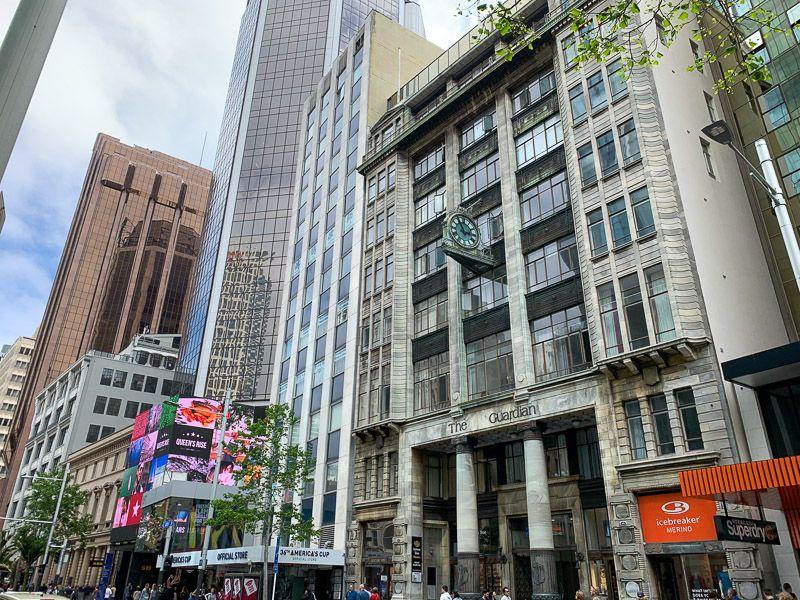 Qué hacer en Auckland: irte de compras por Queen Street