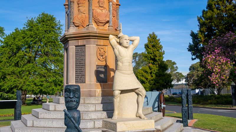 Qué hacer en Rotorua: Government Gardens