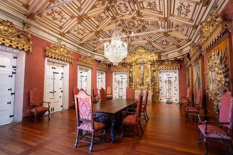 Visitar la iglesia de San Francisco en Oporto: el museo