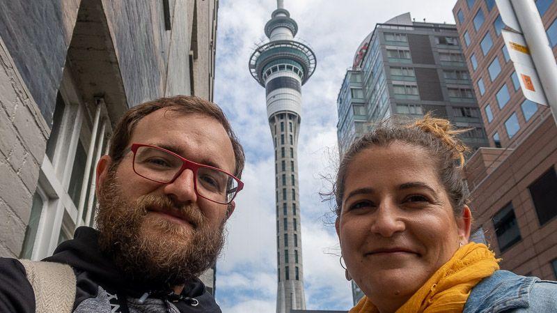 Qué hacer en Auckland: subir a la Sky Tower