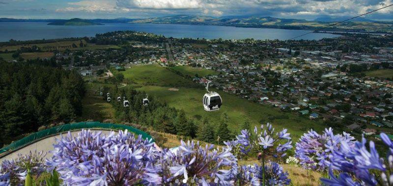 Qué hacer en Rotorua: Skyline Rotorua