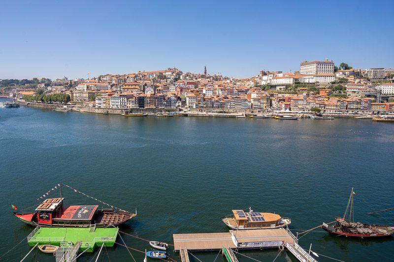 Teleférico de Gaia en Oporto: ¿merece la pena?