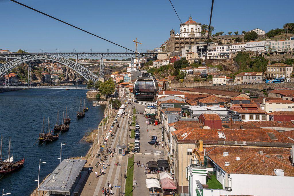 Teleférico de Gaia en Oporto: TODO lo que tienes que saber
