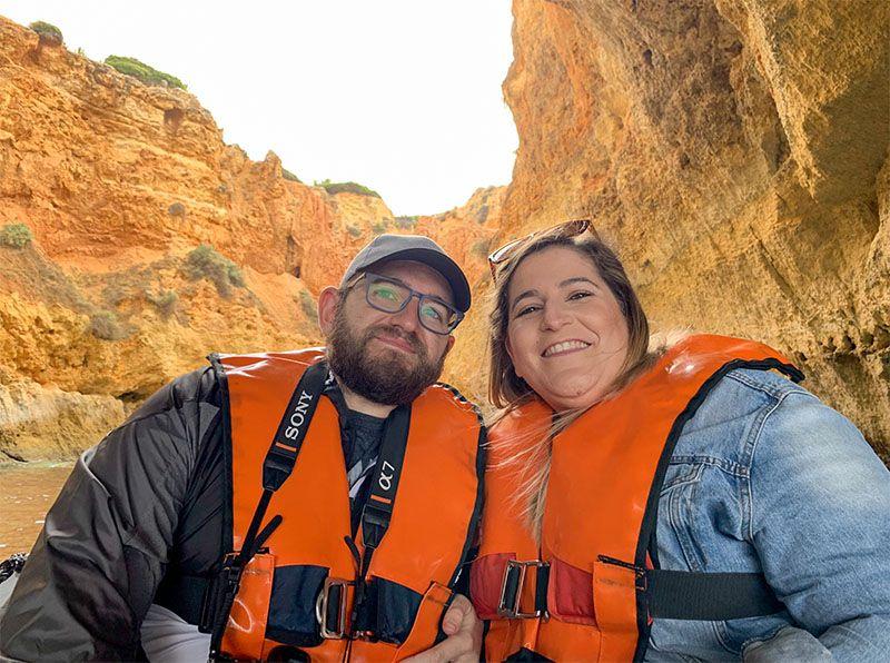 Paseo en barco por las cuevas de Benagil: disfrutando del tour