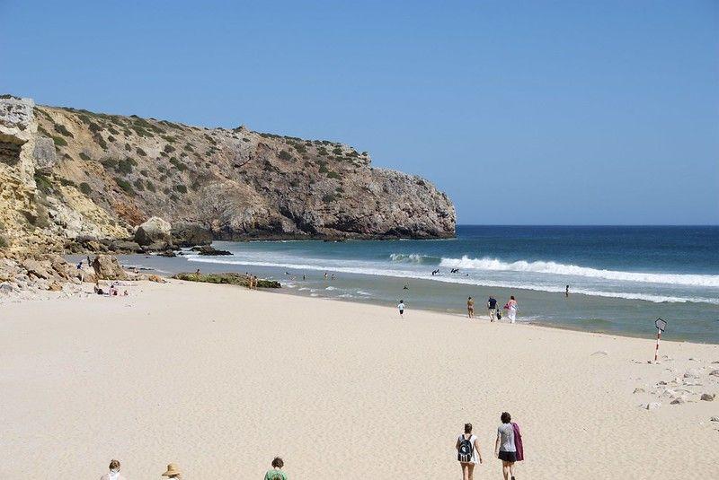 Las mejores playas del Algarve: Praia do Zavial