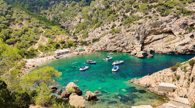 Qué ver en Ibiza: Es Portitxol