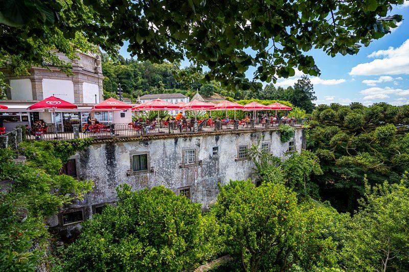 Qué ver en Braga: Bom Jesus do Monte