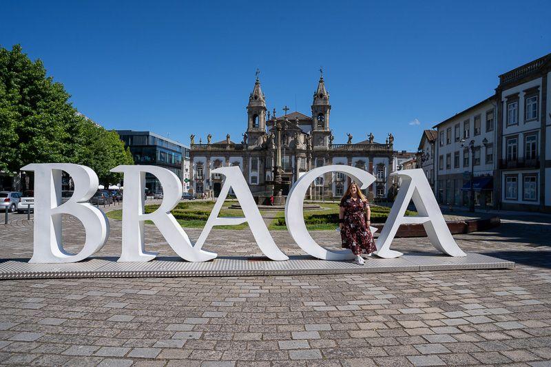 Qué ver en Braga: Largo de Carlos Amarante