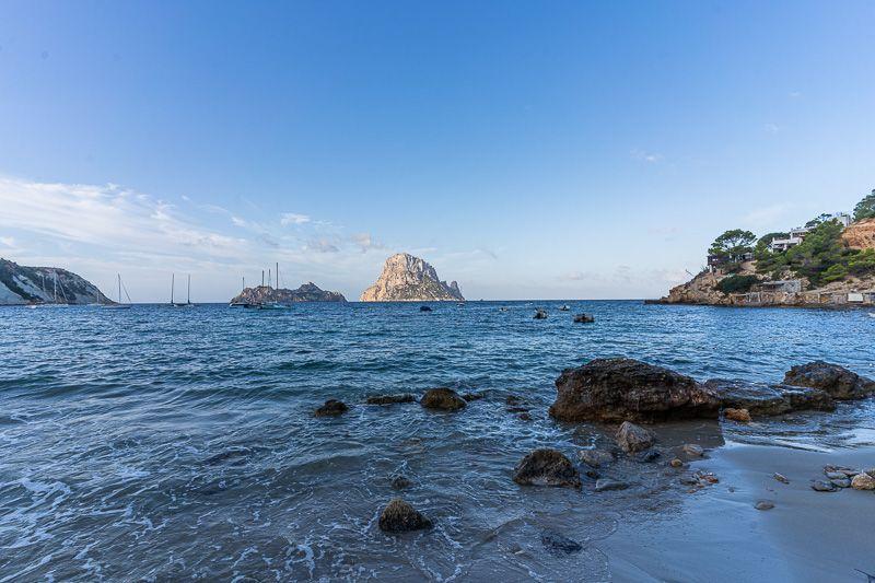 Qué ver en Ibiza: Cala d'Hort