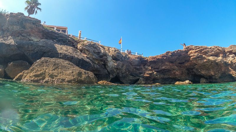 Qué ver en Ibiza: Cala Xarraca