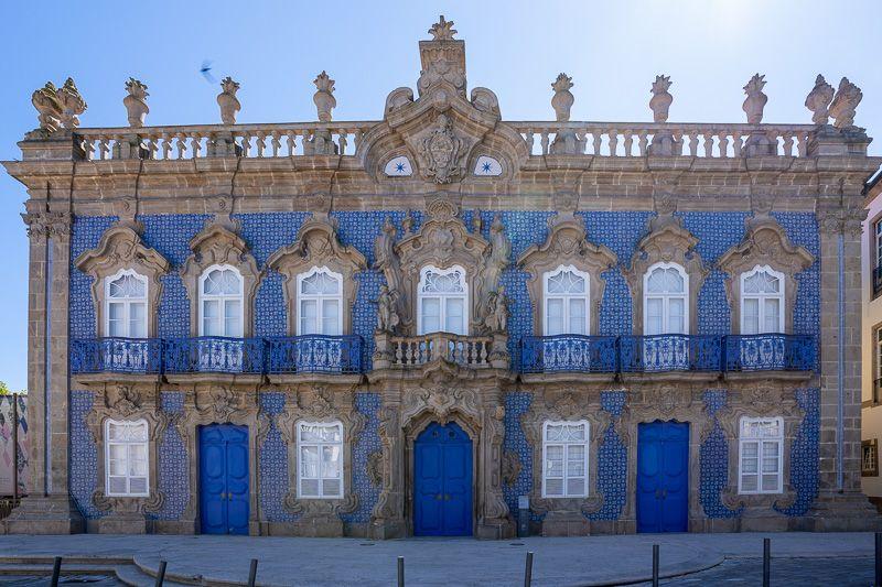 Qué ver en Braga: Casa do Raio
