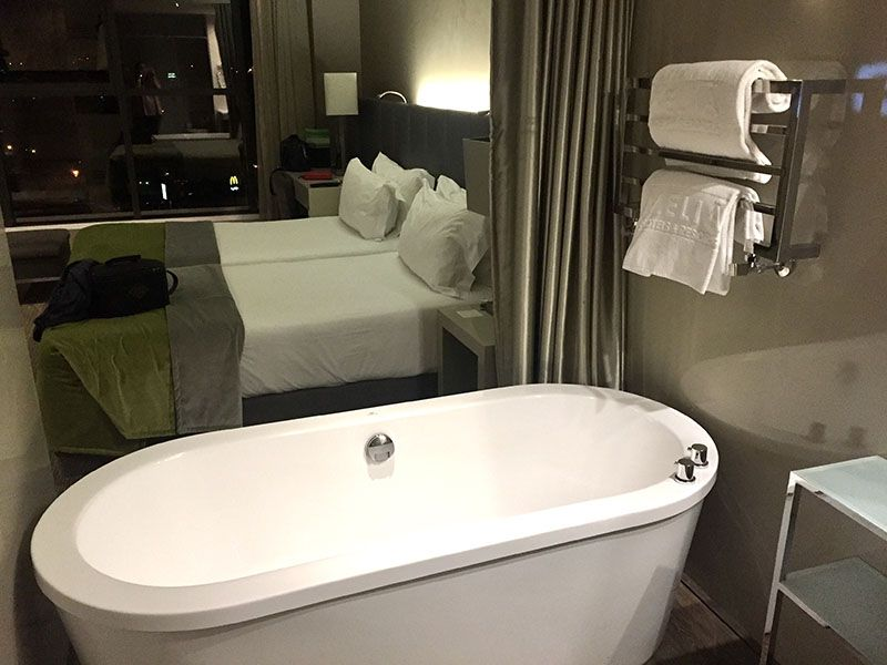 Dónde dormir en Braga: Melia Braga Hotel & Spa