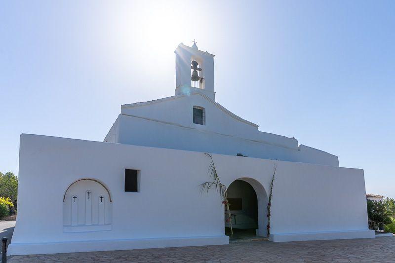 Qué ver en Ibiza: iglesia de Sant Llorenç