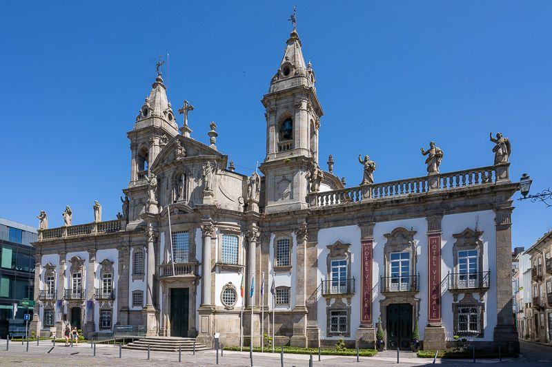 Qué ver en Braga: Igreja de Sao Marcos