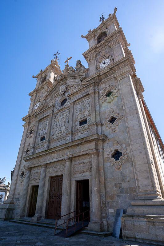 Qué ver en Braga: Igreja de Santa Cruz