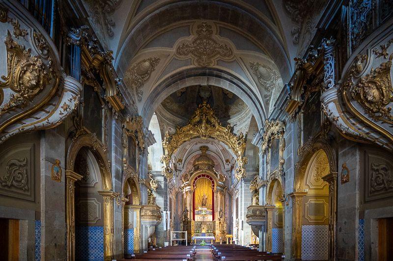 Qué ver en Braga: igreja do Carmo