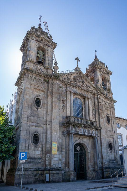 Qué ver en Braga: igreja do Pópulo