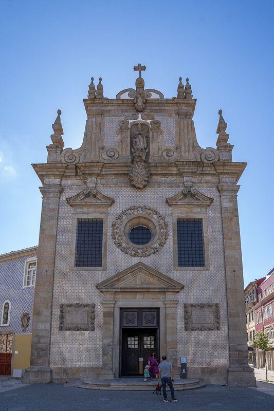 Qué ver en Braga: igreja dos Terceiros