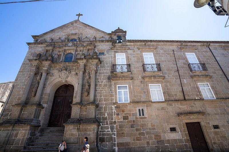 Qué ver en Braga: Igreja da Misericordia