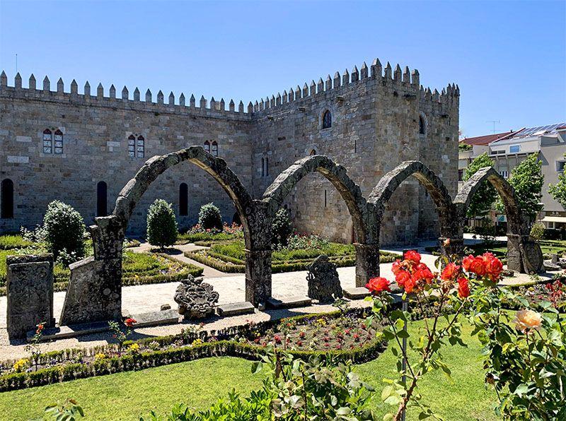 Qué ver en Braga: Palacio Episcopal de Braga
