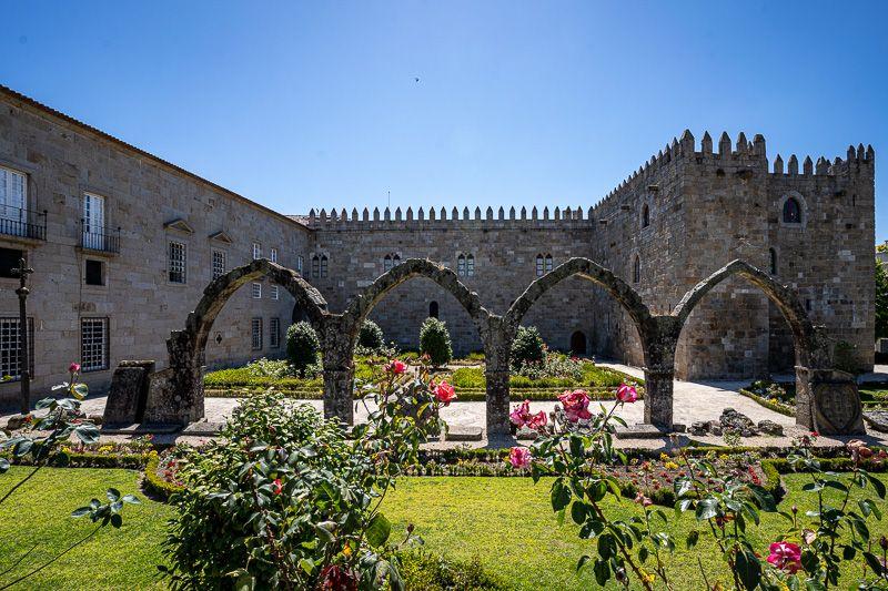 Qué ver en Braga: Jardim de Santa Bárbara - consejos para viajar a Portugal