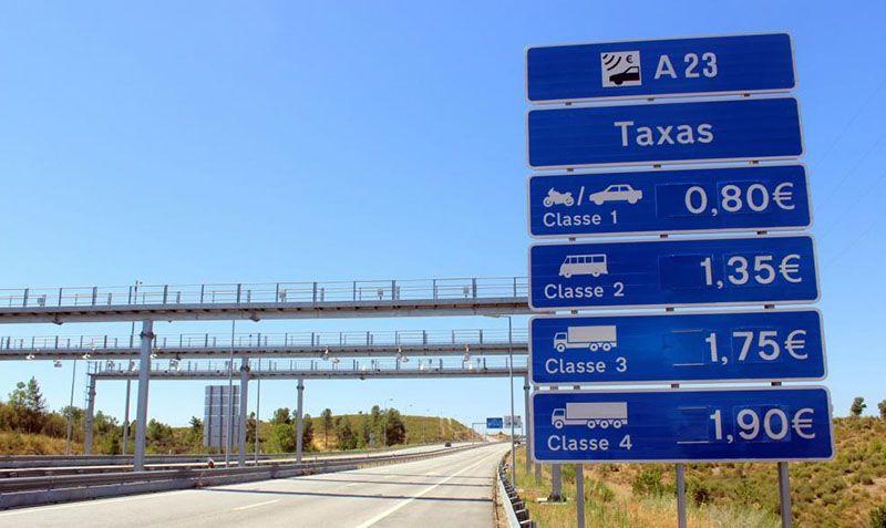 Cómo pagar los peajes en Portugal: Peaje electrónico - consejos para viajar a Portugal