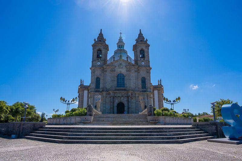 Qué ver en Braga: Sameiro