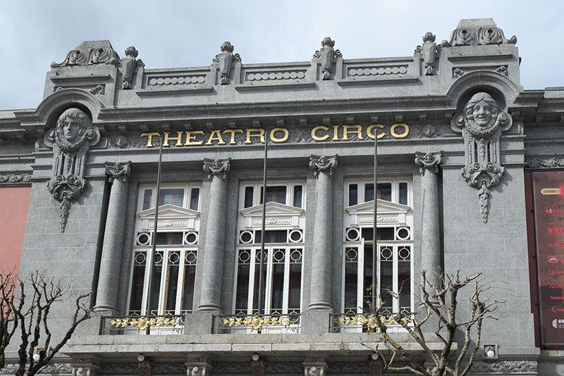 Qué ver en Braga: Theatro Circo