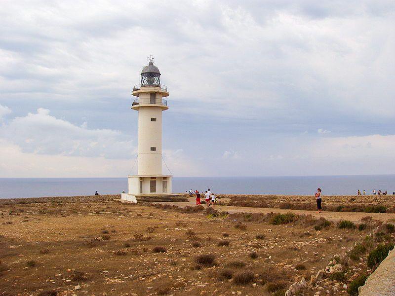 Qué ver en Formentera: Faro de Barbaria