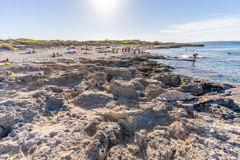 Qué ver en Formentera: Ses Platgetes - Las mejores playas y calas de Formentera