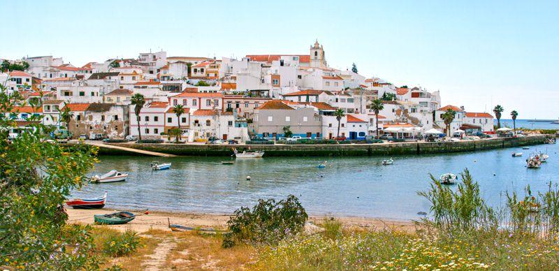 Qué ver en Portimao: Ferragudo - imprescindibles del Algarve