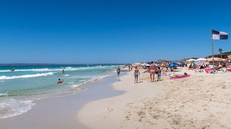 Qué ver en Formentera: Es Arenals
